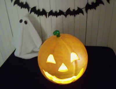 Luminaria halloween