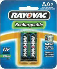 Baterias AA
