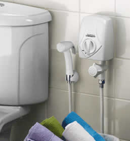 ducha higienica eletrica