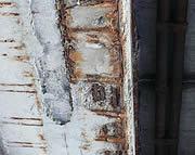 concreto corroido