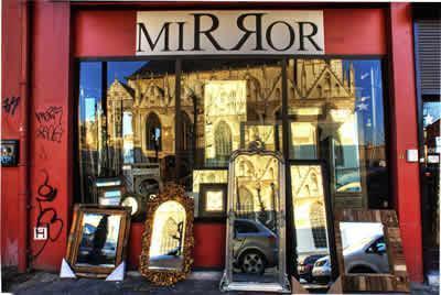 venda de espelhos