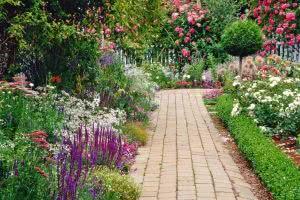 jardim caminho