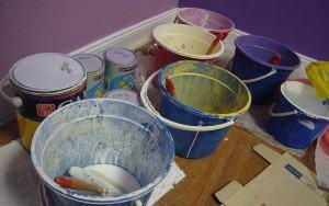 Tintas – principais tipos de tintas e suas funções!