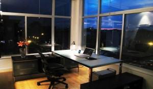 Como iluminar o escritorio