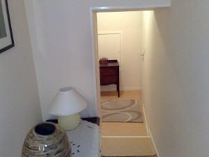 iluminação da casa - corredor da do apto
