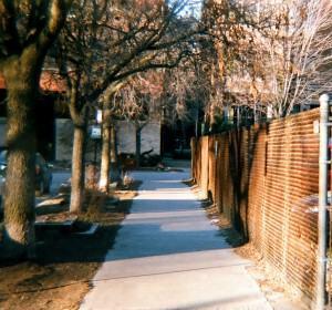 Calçadas e Espaço de circulação de pedestres!