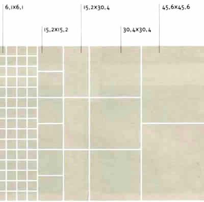 Pisos ceramicos - medidas e formas