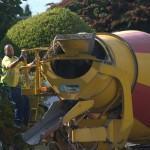 Como misturar o Concreto, a mão ou betoneira?