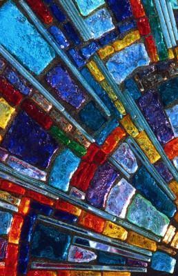 Materiais usados em Mosaico… as pastilhas e outros…
