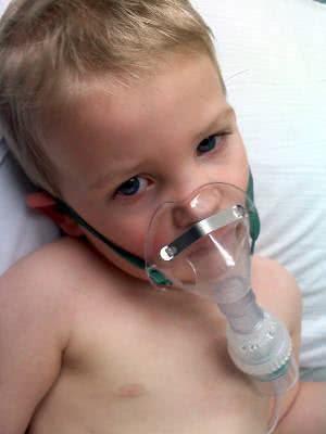crianca asma
