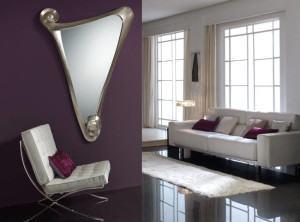 Como Utilizar Espelhos na Decoração da Casa