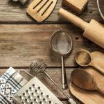 Cozinha: Lista de Utensílios Necessários