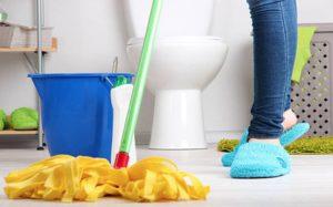 Banheiros: Como Limpar