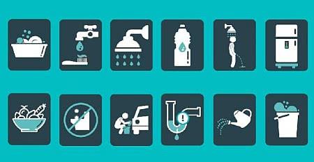 gasto de agua