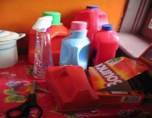 Detergentes Caseiros