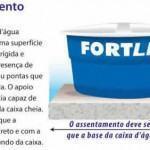 Como instalar uma caixa d'agua de fibra ou polietileno?