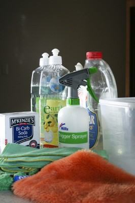 Limpeza de tudo em casa, de A a Z!       (A)