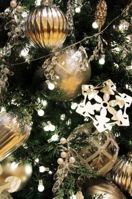Decoração para festas de Natal