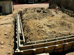 SAPATAS da construção da casa ou prédio !