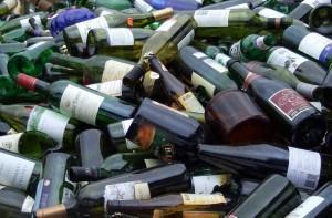 Reciclagem do vidro!