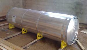 Boiler elétrico – aquecedor de água para casa