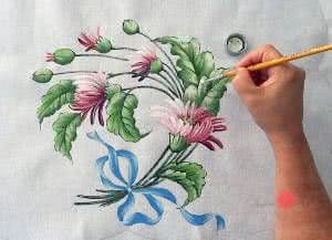 pintando gestual