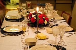 Etiqueta a mesa,dicas importantes!