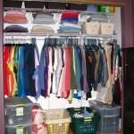 Como arrumar minhas roupas ?