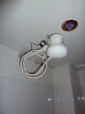 Como fazer a instalação eletrica em chuveiros elétricos?