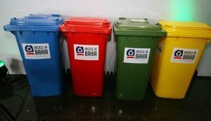 Beneficios da reciclagem!