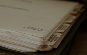 Como Arquivar documentos?