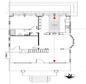 PROJETO arquitetônico, PLANTA da casa e PROJETO hidráulico?
