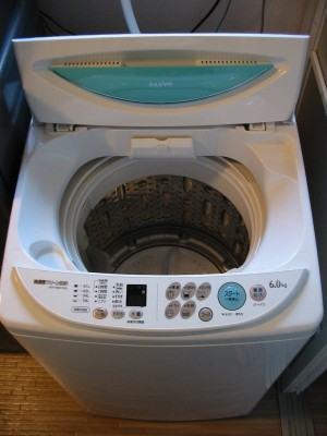 Para instalalar a maquina de lavar roupas – necessidades no local?