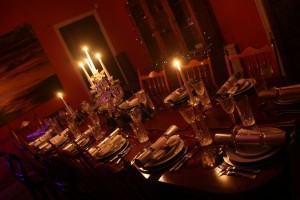 Como receber para jantar formal!