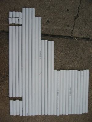Duvidas sobre Canos e encanamento de PVC!