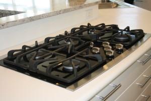 Instalação do seu cooktop a gas!