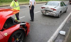 Em Caso de Acidente de Carro, O Que Fazer?