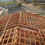Telhados: Caibros, Ripas e Galga