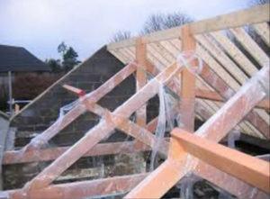 Madeiramento de telhado como fazer