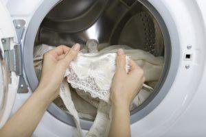 Como Lavar Lingerie