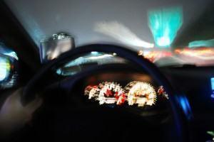 Dirigindo seu carro!