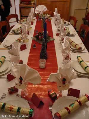 casa jantar natal5 Decoração de Natal: como escolher os utensílios para o jantar   louças