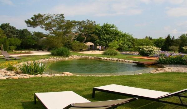 Casa de máquinas - piscina