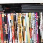 Dicas para você…organizar   CDs & DVDs !