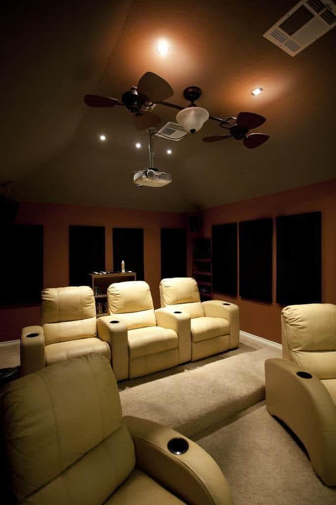 home theater ilumina o fazf cil