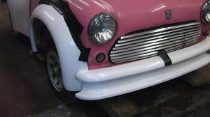 Fibra de vidro… Repintura automotiva, como fazer?