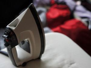 EXTENSÃO ELÉTRICA e o fio do ferro de passar roupa!