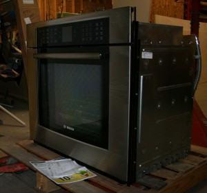 Limpeza e manutenção do seu forno eletrico embutido!