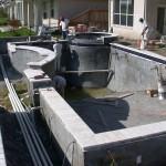 Impermeabilização em piscinas…