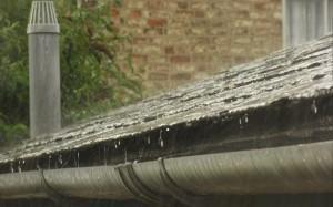 Image result for captaçao chuva telhado